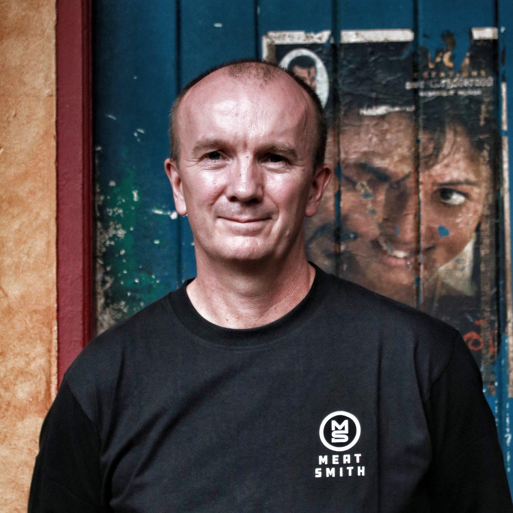 Alasdair McKenna, Group Chef at Burnt Ends & Meatsmith